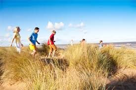 Days out in North Wales - Talacre Beach