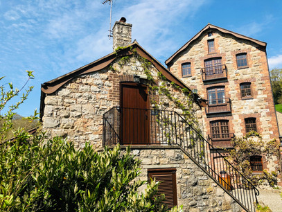The Hayloft, The Old Mill Holiday Cottages