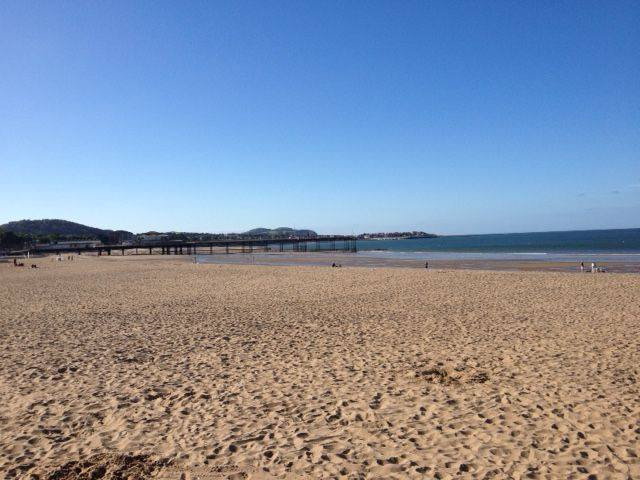 Colwyn Bay. Great for dogs in North Wales