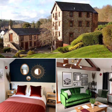 The Roost - The Old Mill Holiday Cottage
