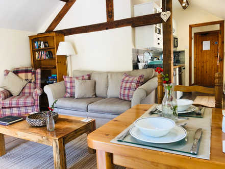 The Hayloft, North Wales Holiday Cottage