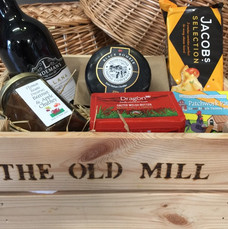 Savoury Hamper - The Old Mill Holiday Cottages