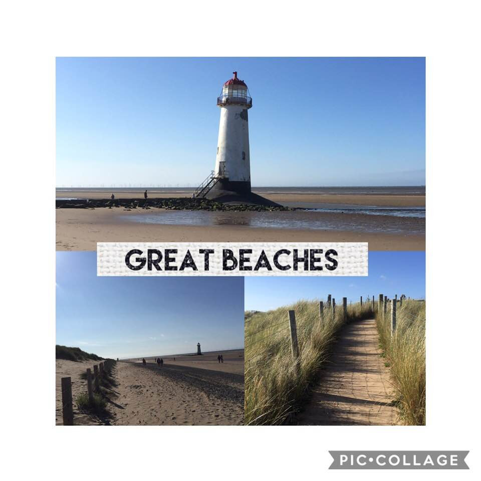 Talacre - Dog friendly beaches