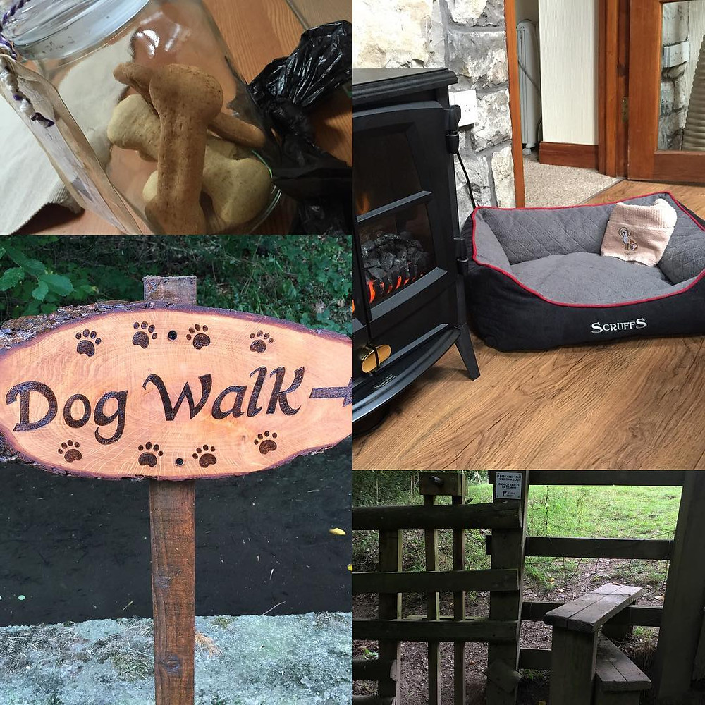 North Wales Holiday Cottages - Dog Friendly
