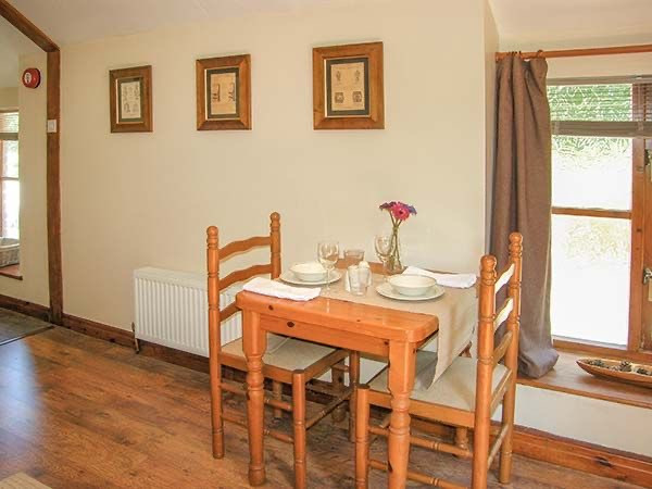 The Hayloft, dining area, The Old Mill Holiday Cottages, North Wales Holiday Cottages