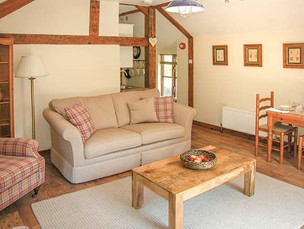 The Hayloft, The Old Mill Holiday Cottages.