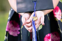 Tamryn Grad 2020_Allison Clark Photograp