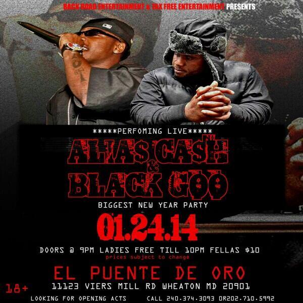 Showcase @ El Puente De Oro Club