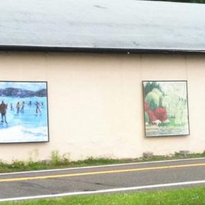 Greenwood Lake Mural Project