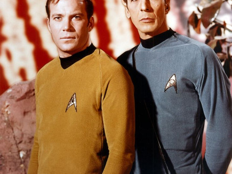 "Thank you, ""Star Trek"" – from an author who's also a Trekkie"