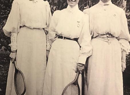 Tennis in a dress, anyone?