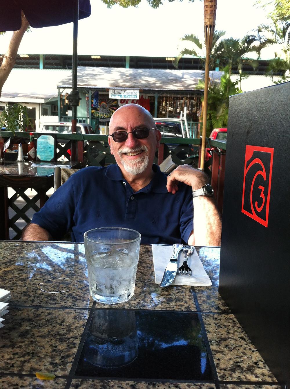 Oregon thriller author William J. Cook
