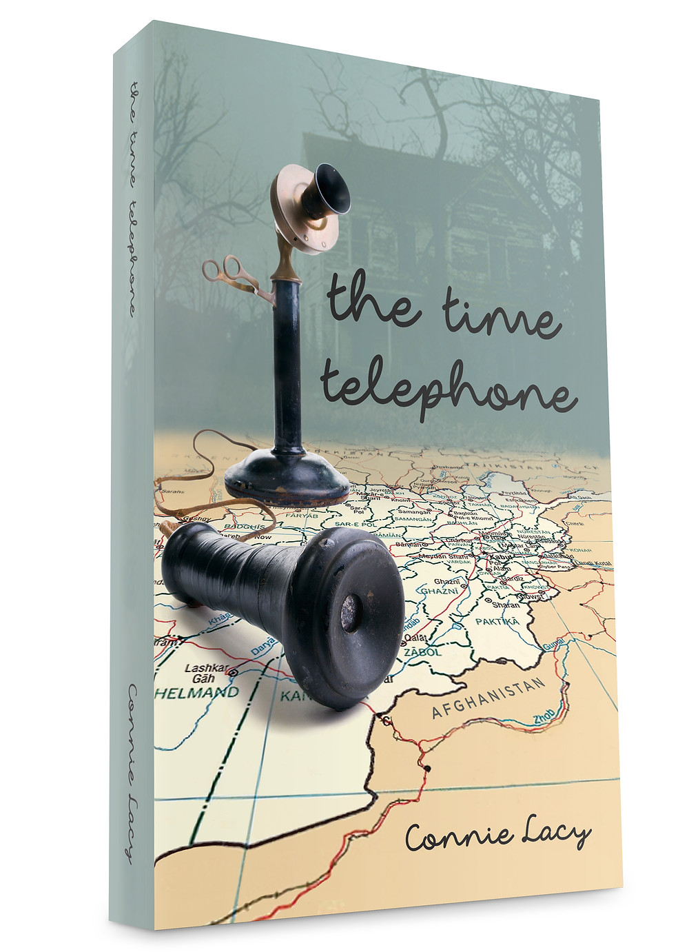 The Time Telephone by Connie Lacy