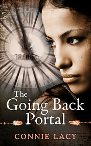 Connie Lacy, author time travel novel