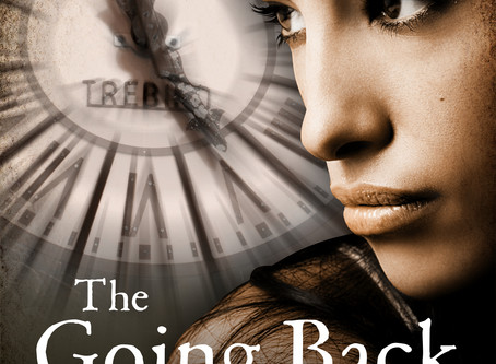 Time travel and historical fiction in my 7th novel
