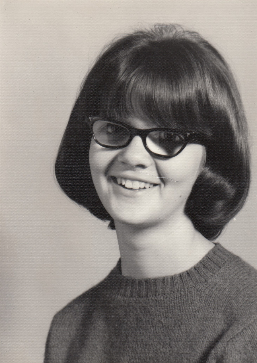 Author Connie Lacy 15 years old