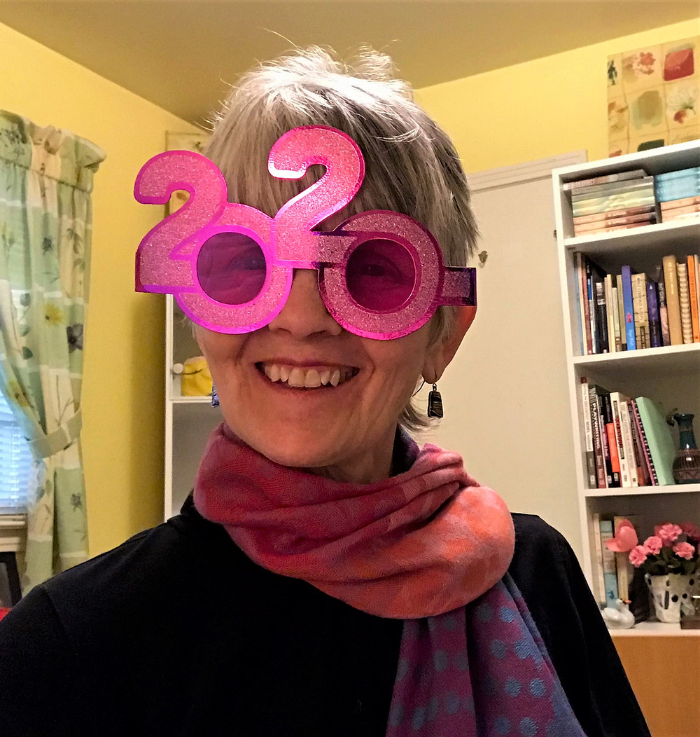 Author Connie Lacy welcomes the new year - 2020