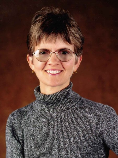 Author Connie Lacy as CNNRadio anchor-ed