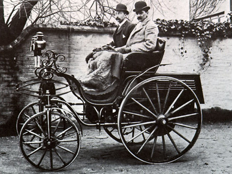From Horseless Carriages to Driverless Cars