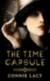 The Time Capsule, a time travel romance by Connie Lacy