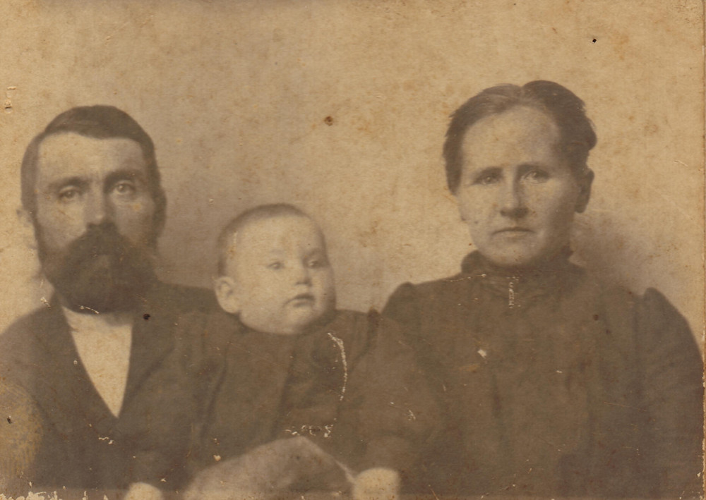 Author Connie Lacy's great-great-grandparents