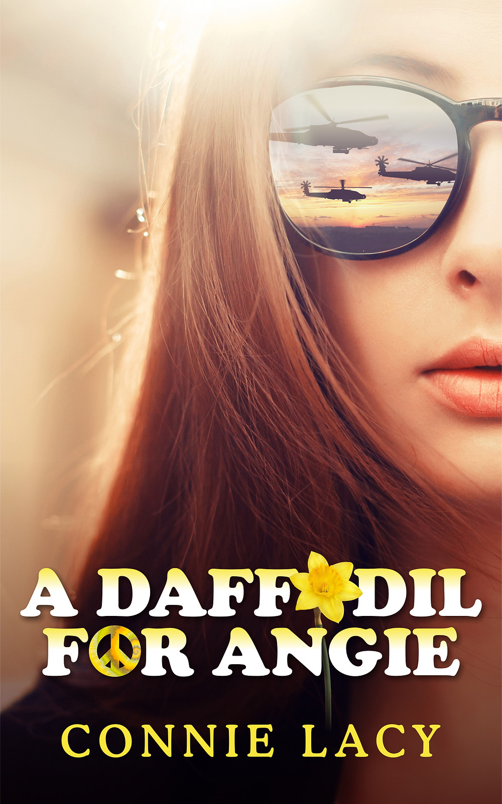 A Daffodil for Angie by Connie Lacy, historical fiction, coming of age