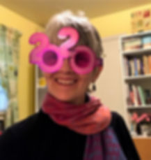 Author Connie Lacy Happy New Year!