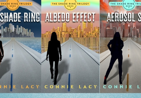 "Eliminating characters – an insider's look at ""The Shade Ring Trilogy"""