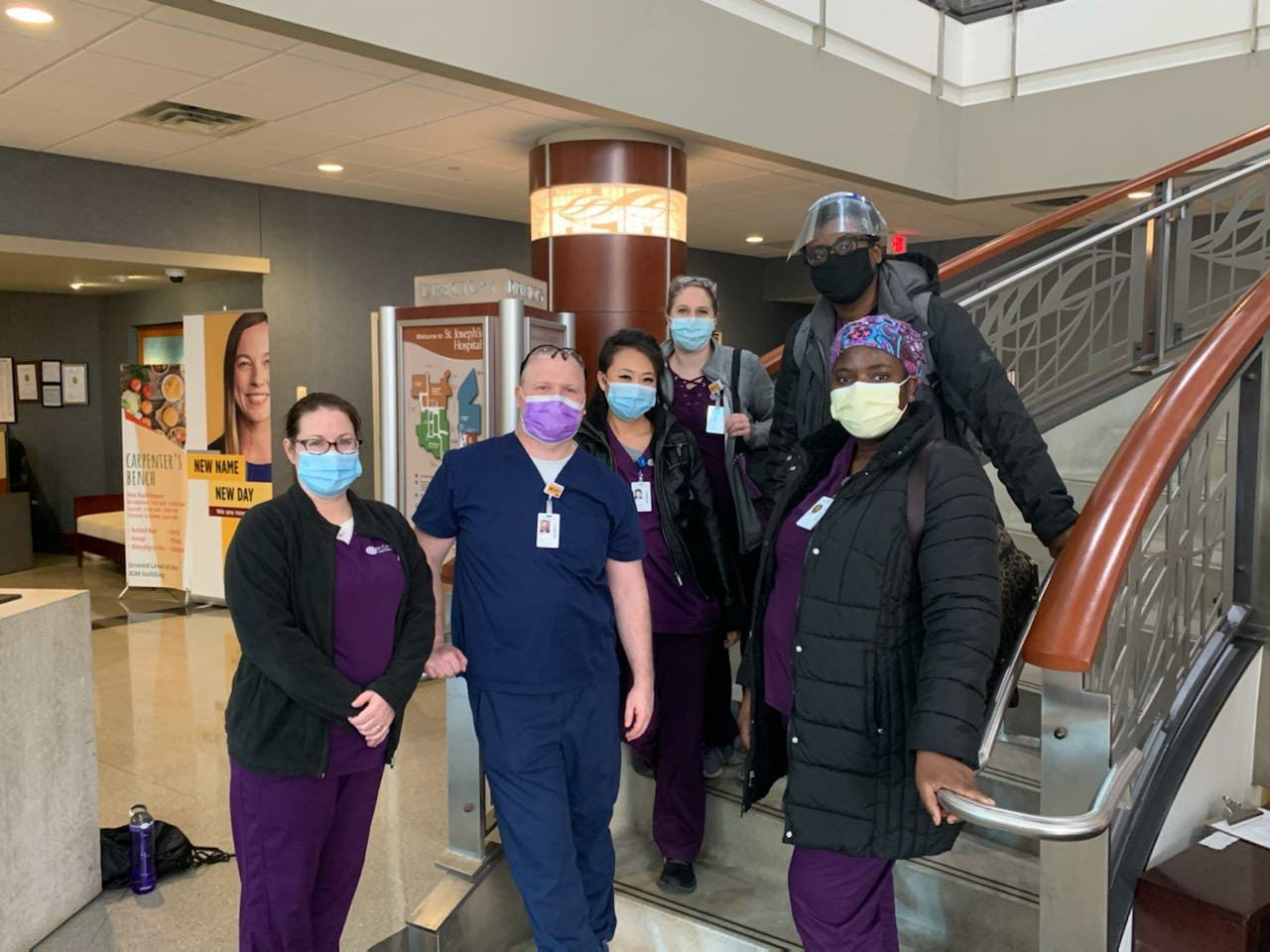 Healthcare Workers:  Safety
