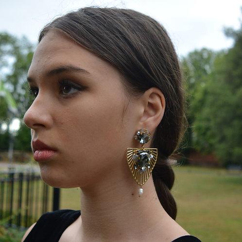 La Reine Margot earrings