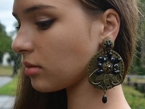Byzantium earrings