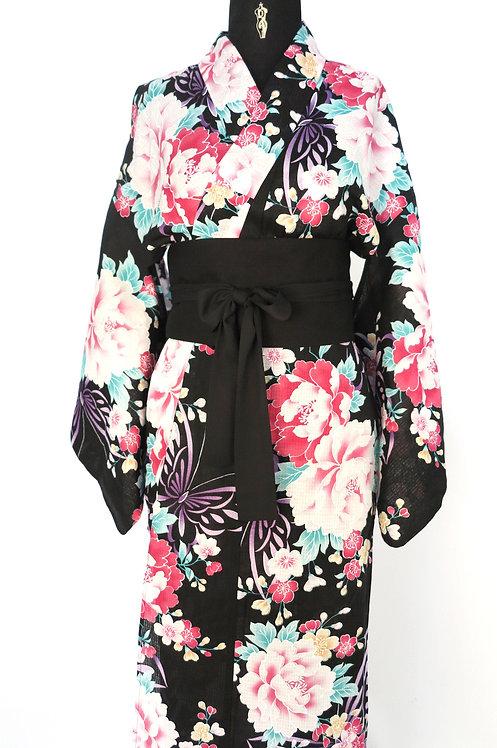 Yukata femme + ceinture basic