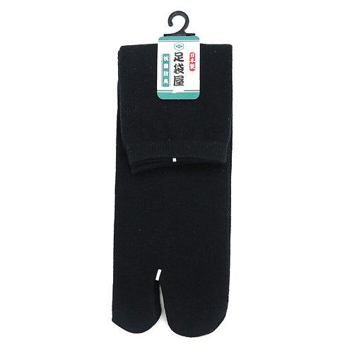 Chaussettes longues TABI noire- Taille 40-44