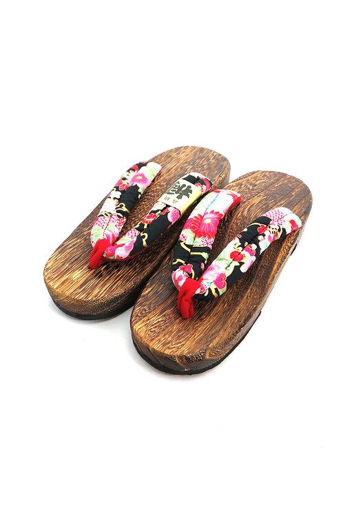 Sandales GETA noire