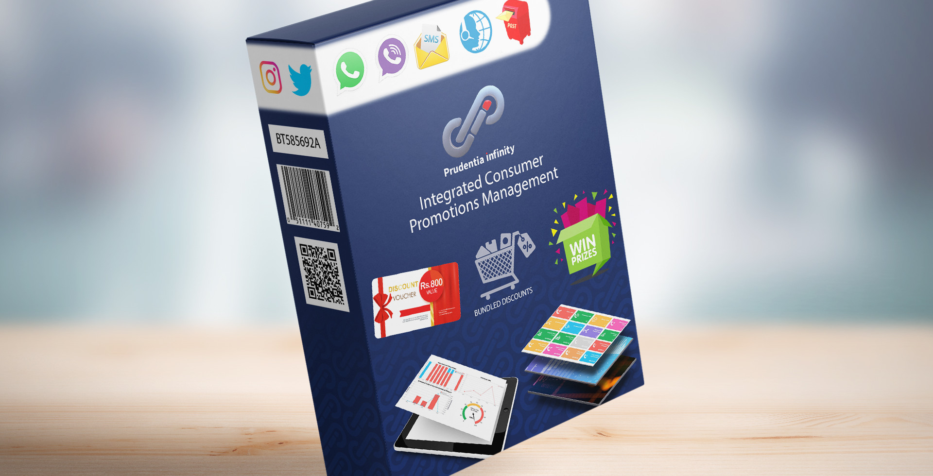 Consumer Promotion Platforms