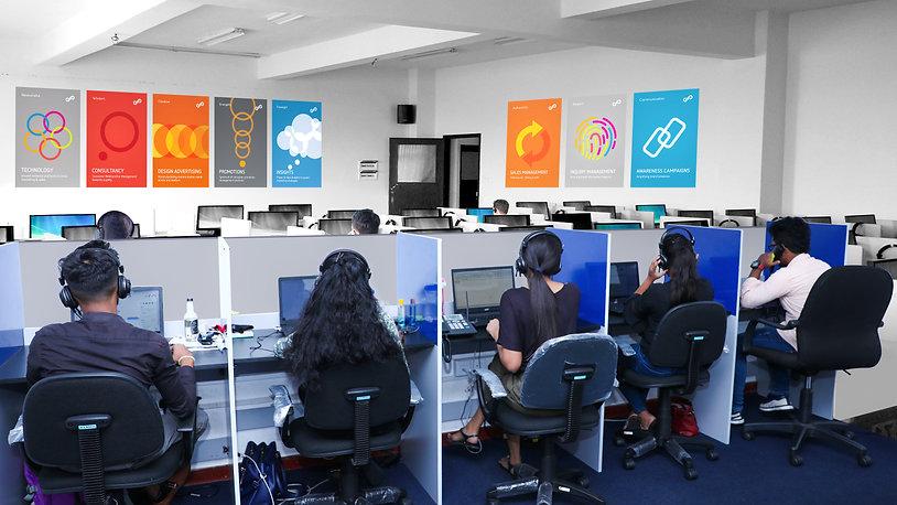 Call Center in Sri Lanka