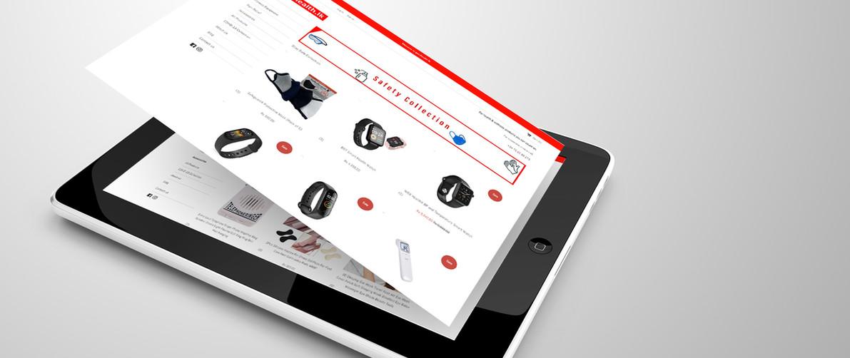 e-Commerce Retail Platforms