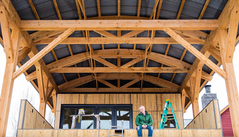Paul Duncker, Jackson Hole architect