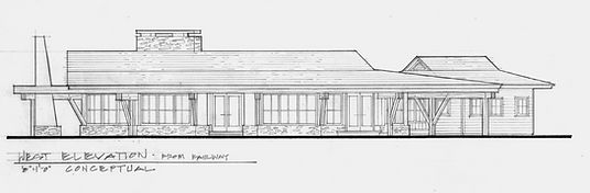Paul Duncker, Jackson Hole architect