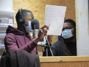 En action : #4 « Ecriture rap et culture Hip Hop » au lycée Langevin