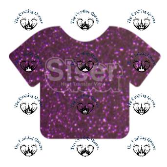 Siser Glitter HTV - Purple
