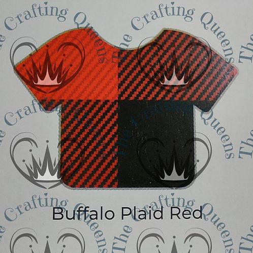 Siser EasyPattern - Red Buffalo Plaid