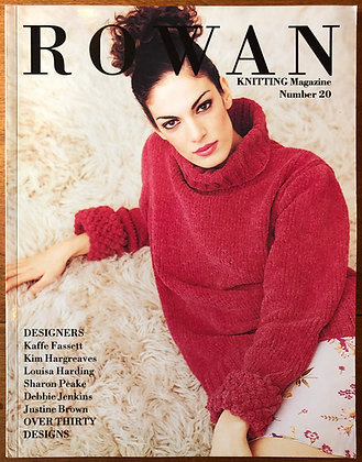 Rowan Magazine, Number 20