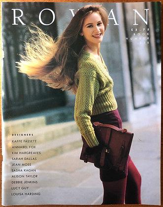 Rowan Magazine, Number 6