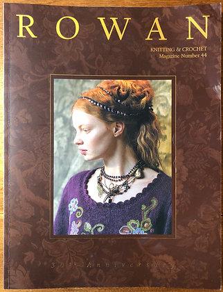 Rowan Magazine, Number 44