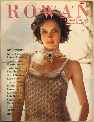 Rowan Magazine, Number 37