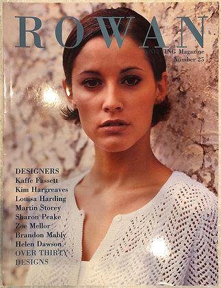 Rowan Magazine, Number 25