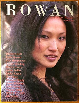Rowan Magazine, Number 34