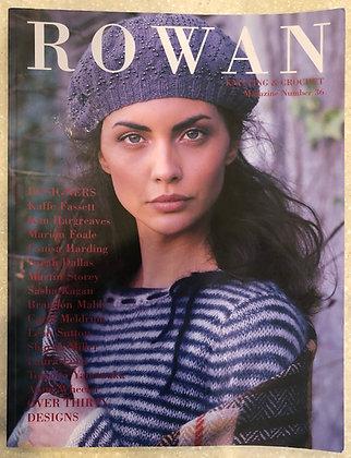 Rowan Magazine, Number 36