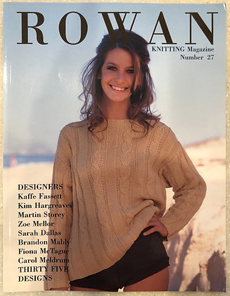 Rowan Magazine, Number 27